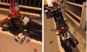 Cô gái trẻ nghi mang thai, để lại xe máy nhảy xuống cầu Vĩnh Tuy tự tử trong đêm