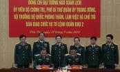 Quyết định điều động, bổ nhiệm nhân sự cao cấp trong quân đội