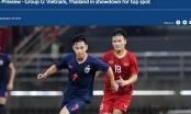 Trang chủ AFC nói gì về trận cầu siêu kinh điển giữa Việt Nam và Thái Lan?