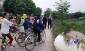 Nghệ An: Bàng hoàng phát hiện thi thể người đàn ông cùng chiếc xe máy ở mương nước