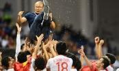 Thầy Park nói gì khi đưa U22 Việt Nam giành huy chương vàng Sea Games 30?