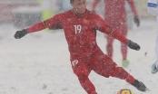 Siêu phẩm Cầu vòng trong tuyết của Quang Hải lọt vào top 8 bàn thắng đẹp nhất VCK U23 Châu Á