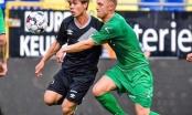 Sắp hồi hương, Công Phượng vẫn làm khán giả trong trận đấu cuối cùng của CLB Sint Truidense trên đất Bỉ