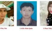 Truy tìm cô gái cùng 2 nam thanh niên nghi can giết người tại Tây Ninh