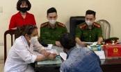 Hà Nội: Một phụ nữ không đeo khẩu trang bị phạt 200.000 đồng