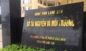 Vì sao Phó Giám đốc Sở TN&MT tỉnh Lạng Sơn bị khởi tố và bắt tạm giam?