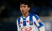 Văn Hậu nhận được lời mời của một số CLB châu Âu mặc dù chưa kết thúc hợp đồng với SC Heerenveen