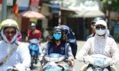 Dự báo thời tiết ngày 9/6: Nắng nóng diện rộng, người Hà Nội sợ ra đường