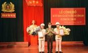 Bổ nhiệm hai Phó Giám đốc Công an tỉnh Phú Thọ