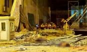 Khởi tố vụ sập giàn giáo làm 4 người tử vong tại đường Nguyễn Công Trứ