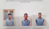 Truy tố 3 đối tượng dùng súng cướp Ngân hàng Techcombank Chi nhánh Sóc Sơn