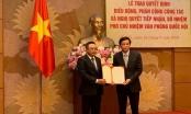 Chủ tịch PVN Trần Sỹ Thanh được điều động công tác làm Phó Chủ nhiệm Văn phòng Quốc hội