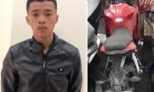 Túng tiền tiêu, nam thanh niên nhiều lần mang xe máy của bạn gái đi cầm cố