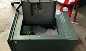 Thái Bình: Người phụ nữ thuê thợ đánh thêm chìa để trộm két sắt nhà người quen