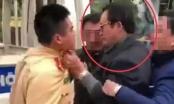 Tuyên Quang: Chi cục trưởng Dân số túm áo, tát CSGT khi được yêu cầu đo nồng độ cồn