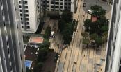 Một người Hàn Quốc tử vong tại toà R2 Chung cư Goldmark City là do tự tử