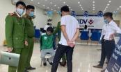 Nóng: Bắt đối tượng mang súng đi cướp ngân hàng BIDV huyện Phúc Thọ