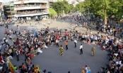 Hà Nội cấm tập trung quá 10 người nơi công cộng
