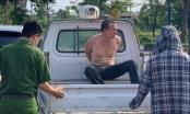 Đang bị truy nã về tội giết người vẫn ra tay cướp xe taxi giữa thanh thiên bạch nhật