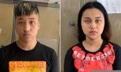 Hà Nội: Tạm giữ hình sự đôi nam nữ dùng dao dí vào cổ tài xế Grab, cướp xe máy