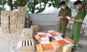 An Giang: Phát hiện số lượng lớn thuốc bảo vệ thực vật nhập lậu