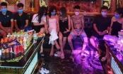 Bất chấp quy định phòng dịch, nhóm thanh niên vẫn tụ tập sử dụng ma tuý tại phòng hát
