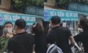 Hà Nội: Chuyển hồ sơ vụ cặp vợ chồng định thông chốt chợ Yên Phụ lên Công an quận