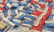 Phát hiện hàng nghìn viên thuốc điều trị COVID-19 không rõ nguồn gốc