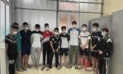 Thanh Hoá: Bắt giữ 11 đối tượng trong vụ giết người, gây rối trật tự công cộng