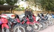 Hà Tĩnh: Tóm gọn 2 con nghiện trộm hơn 20 xe máy bán lấy tiền chơi ma túy