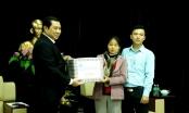 Đà Nẵng trao căn hộ chung cư cho vợ và con liệt sĩ Gạc Ma