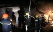 Quảng Trị: Cháy chợ Ngã Tư Sòng, thiệt hại hàng tỷ đồng