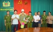 Hà Tĩnh: Thưởng nóng vụ bắt nhóm cướp taxi