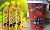 URC Việt Nam nhập axit chứa chì từ Trung Quốc để sản xuất nước cho người dân... giải khát?