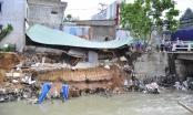 Đồng Nai: Kiểm tra chất lượng cầu khi nước cuốn sập nhà