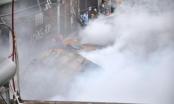 TP HCM: Ngọn lửa thiêu rụi xưởng gỗ gần 1.000 mét vuông