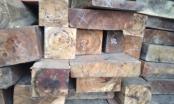 Thanh Hóa: Bắt giữ 6,7 m3 gỗ lậu