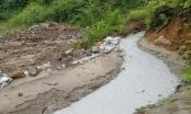 """Bắc Giang: Hai nhà máy của một tập đoàn vô tư xả thải, sông Cẩm Đàn """"kêu cứu""""!"""