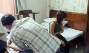 Hà Nội: Bắt quả tang 3 đối tượng đang bán dâm trong nhà nghỉ