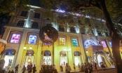 Sài Gòn trang hoàng rực rỡ đón Giáng sinh