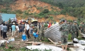 Khánh Hòa: Sạt lở núi ở Nha Trang, 2 mẹ con vẫn chưa tìm thấy