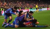 Những khoảnh khắc đáng nhớ trong chiến thắng thần thánh của Barca trước PSG