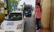 Hà Tĩnh: Người dân dàn hàng ô tô phản đối thu phí BOT
