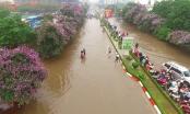 Để chống ngập Hà Nội sẽ đào thêm 25 hồ mới
