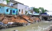 Phó chủ tịch TP Biên Hòa bị kỷ luật vì bờ kè cầu Xóm Mai bị sụp đổ