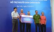 LienVietPostBank tiếp tục Giải cứu đàn heo tại Bạc Liêu