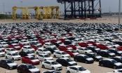 Vượt rào, ô tô nhập khẩu liên tiếp về Việt Nam
