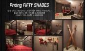 Trang trí phòng theo kiểu bạo dâm, 50 sắc thái, khách sạn ở Cần Thơ bị buộc tháo gỡ