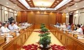 Bộ Chính trị cho ý kiến các Đề án chuẩn bị trình Hội nghị Trung ương 8