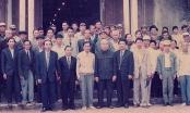 Hình ảnh quý hiếm về Nguyên Tổng Bí thư Đỗ Mười tại huyện Vĩnh Bảo